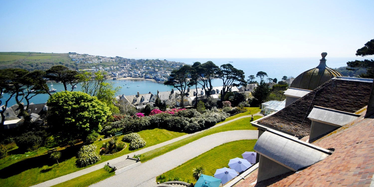 £119 & up – 'Luxurious' Cornwall stay with meals, was £199 -- Fowey