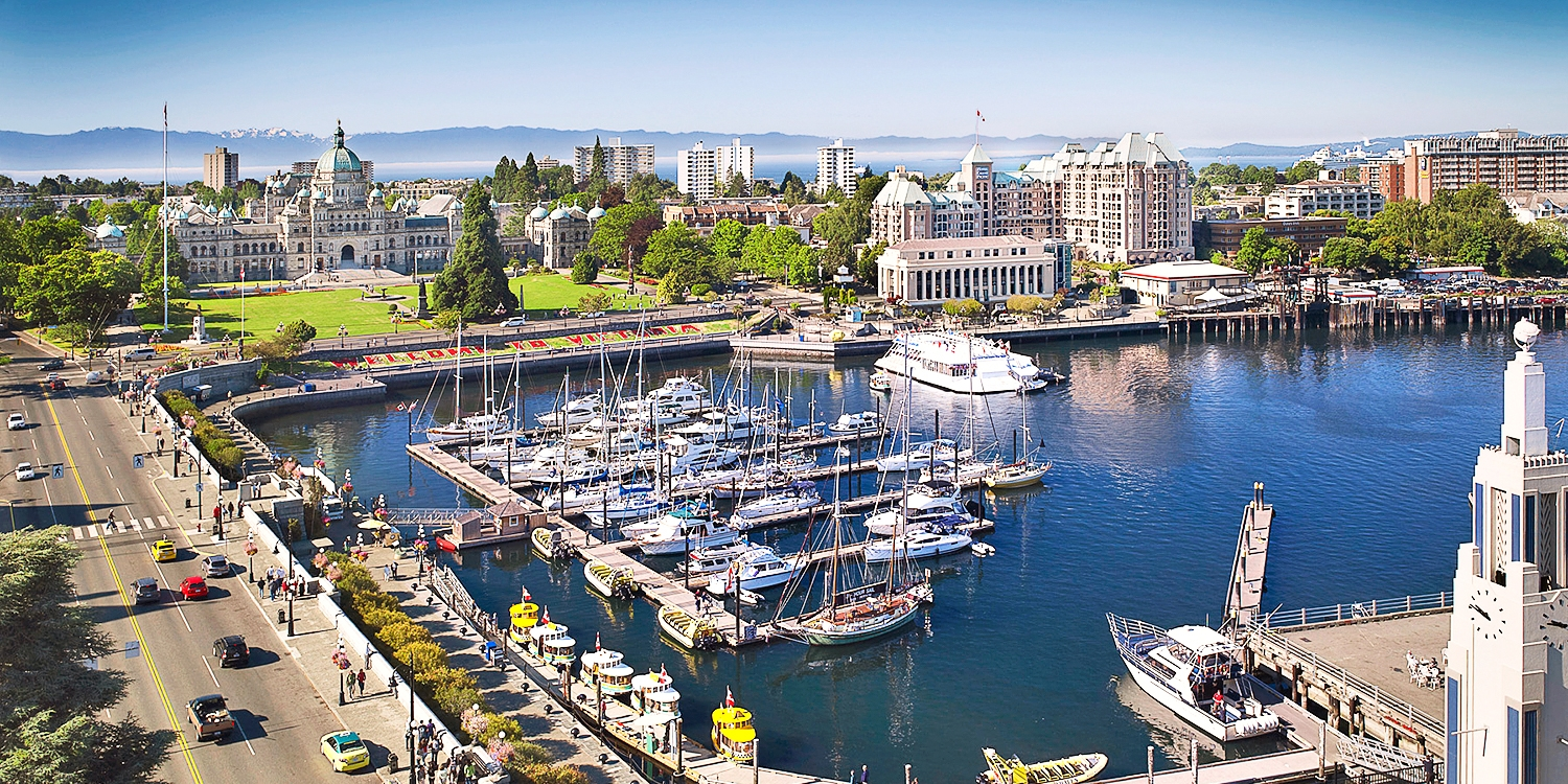 Hotel Grand Pacific -- Victoria, British Columbia