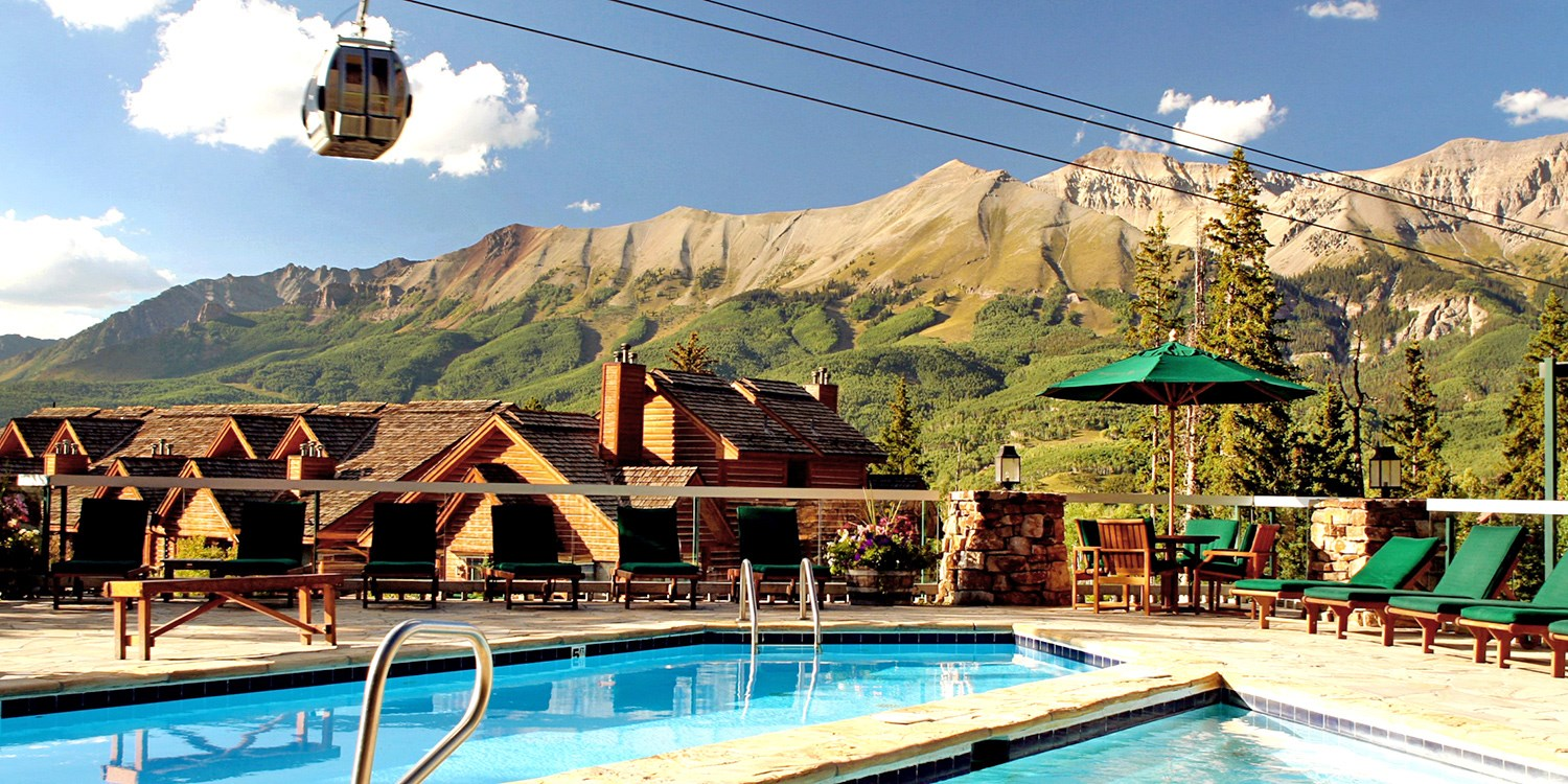 Mountain Lodge Telluride -- Telluride, CO