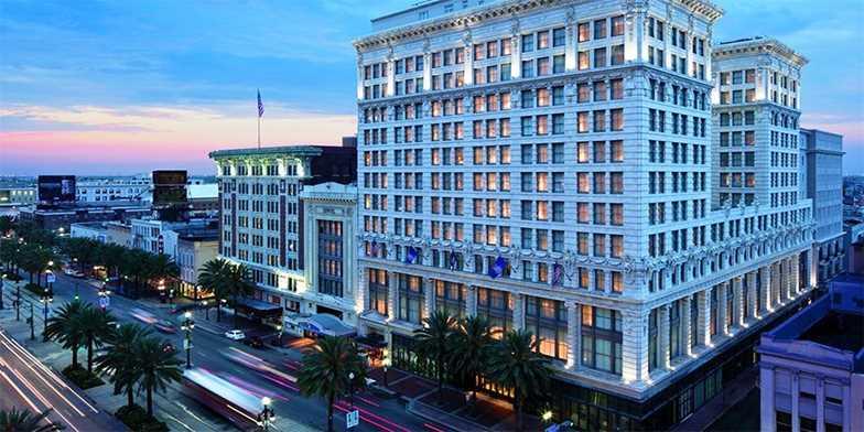 The Ritz Carlton New Orleans La