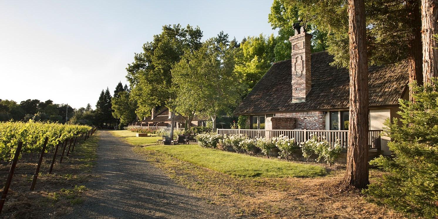 Harvest Inn -- St. Helena, CA