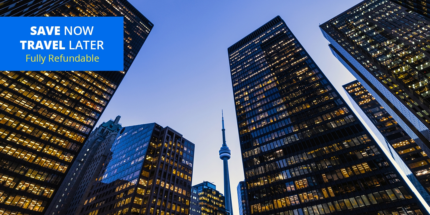 $68 – Downtown Toronto Hotel: Lowest Price in 8 Years, Reg. $99 -- Toronto, Canada