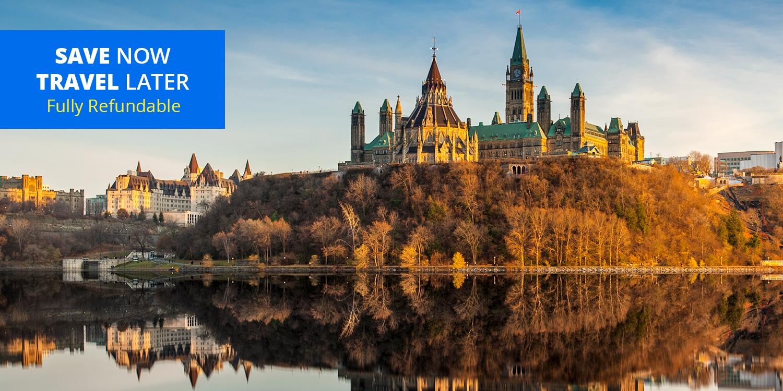 $129 – Downtown: 4-Star Hotel w/Parking thru March, Reg. $204 -- Ottawa, Ontario