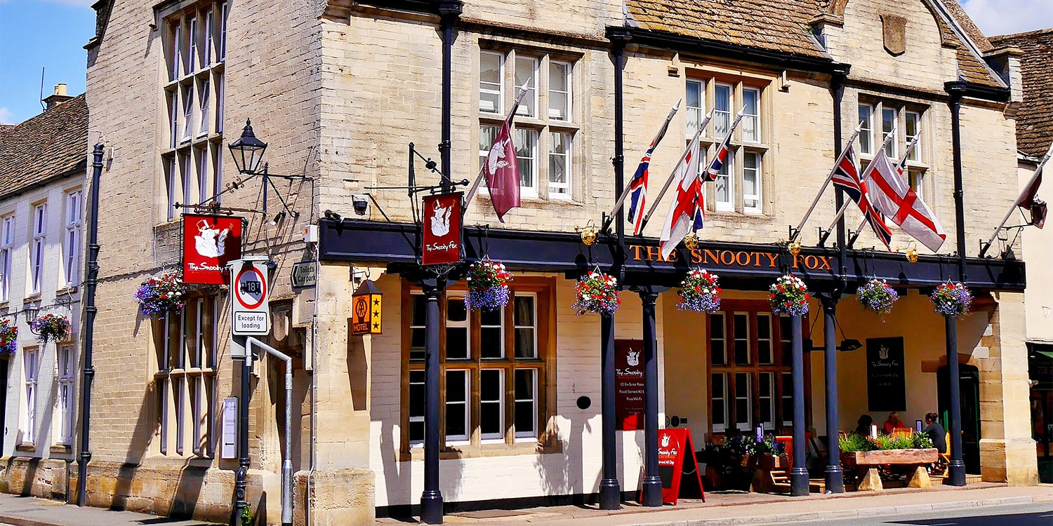 The Snooty Fox -- Tetbury Upton, United Kingdom