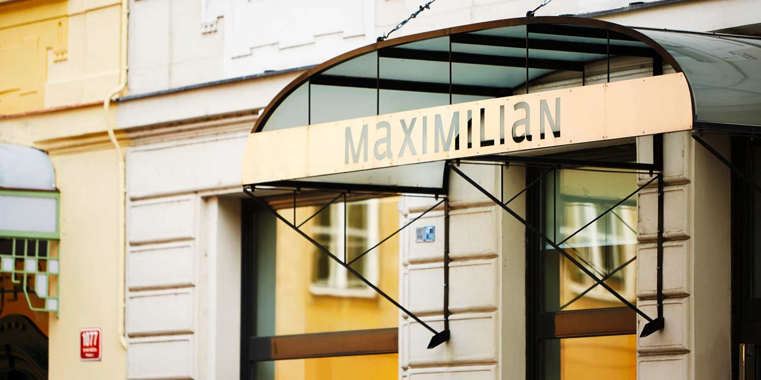 Hotel Maximilian -- Prague, Czech Republic