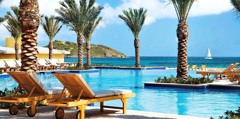The Westin Dawn Beach Resort & Spa, St. Maarten -- Guadeloupe