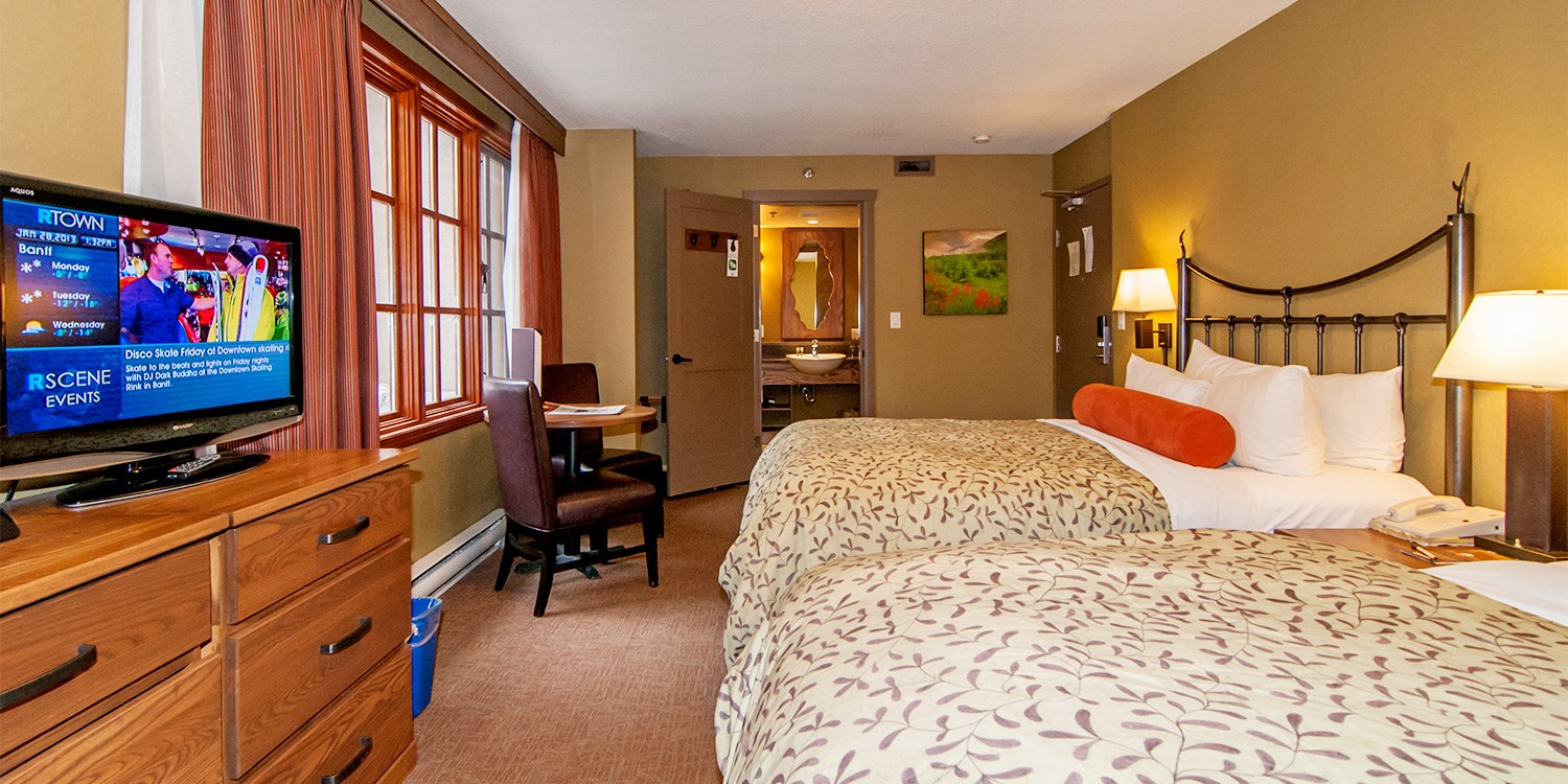 Hotel Rooms For Banff Ab In August