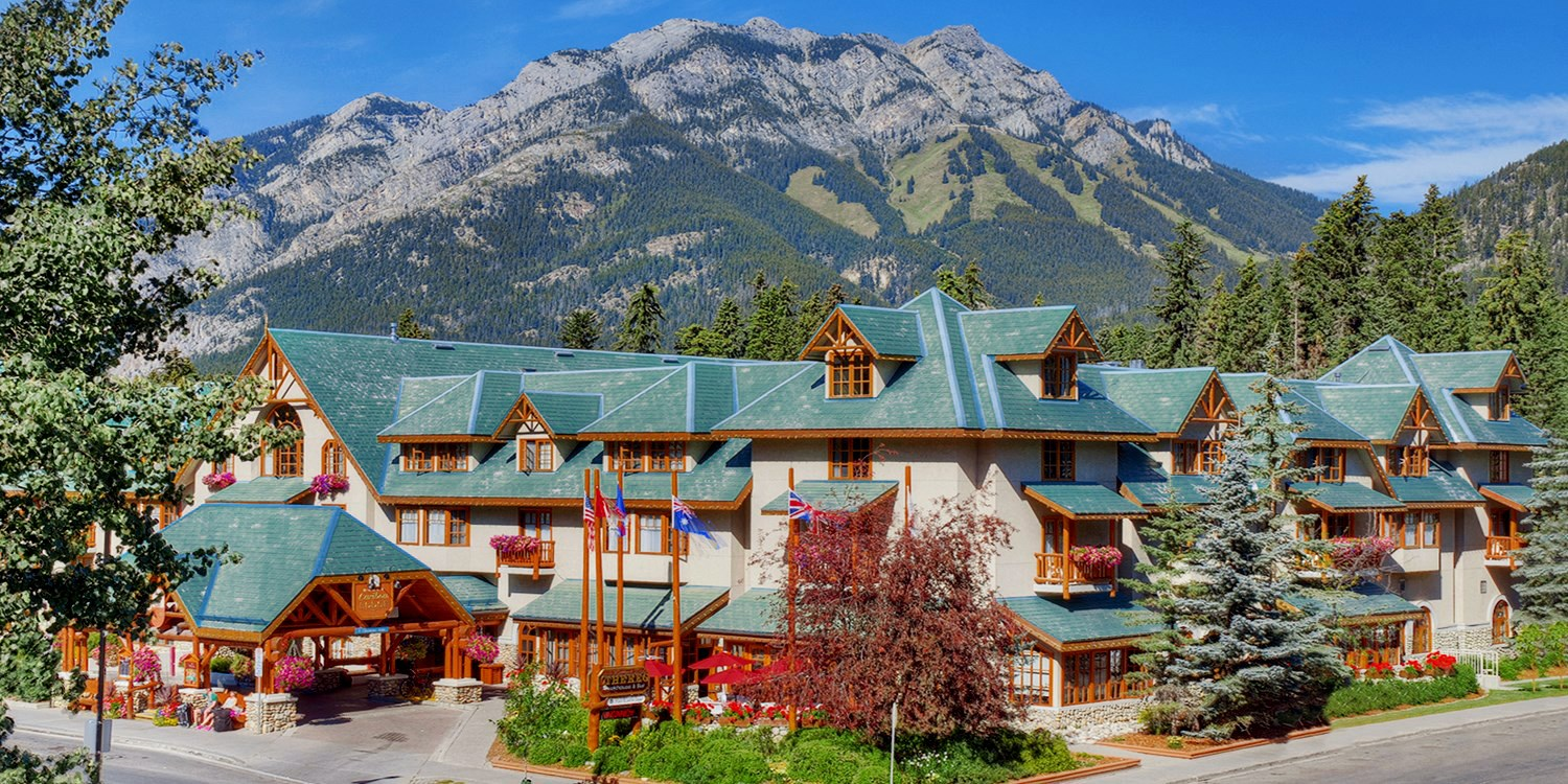 Banff Caribou Lodge & Spa -- Banff, Alberta