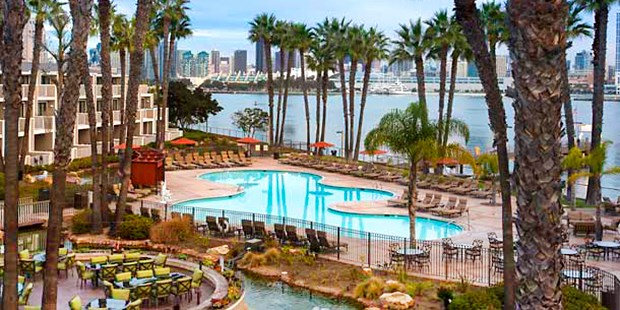 Coronado Island Marriott Resort & Spa -- Coronado, CA