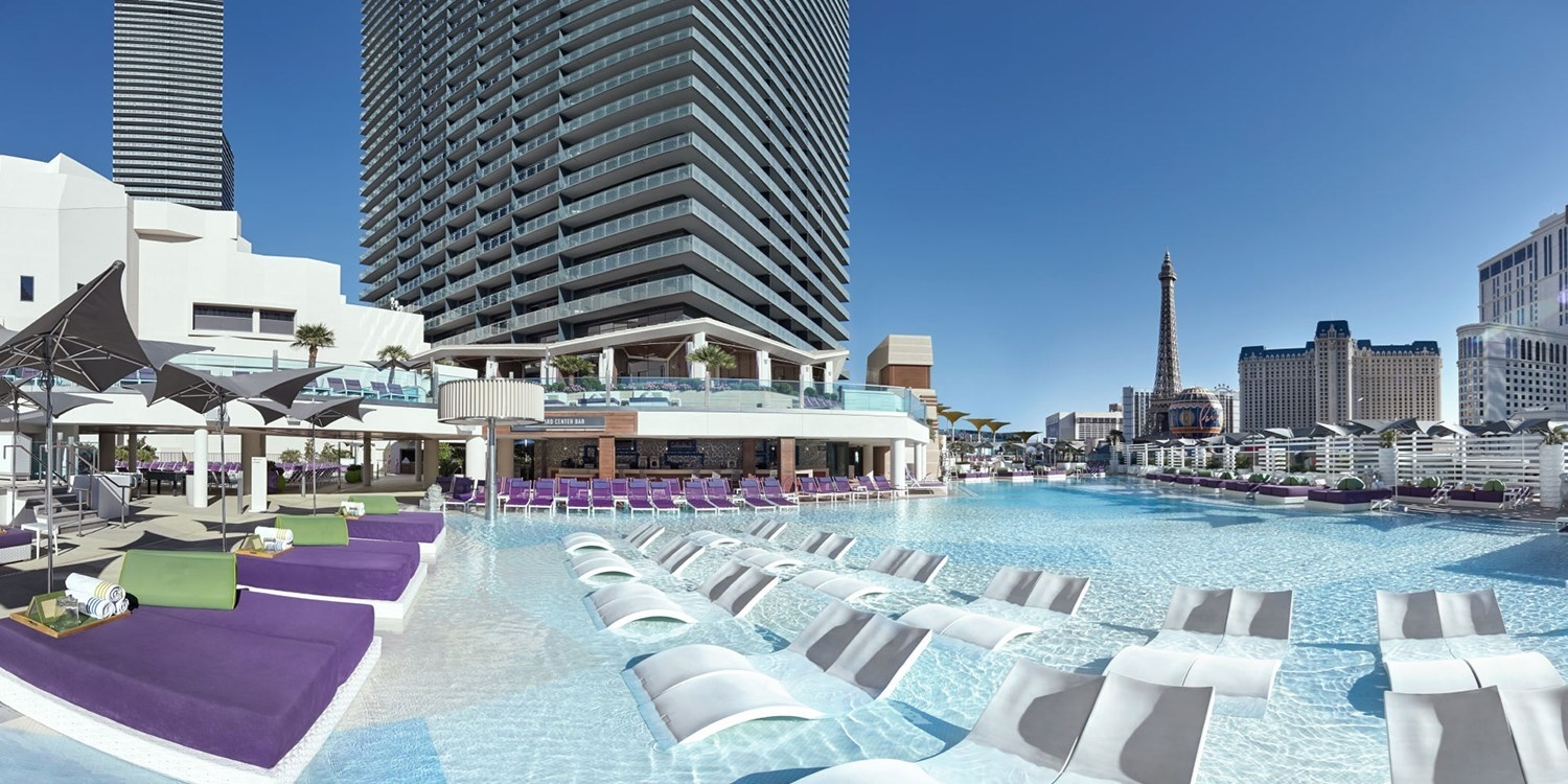 The Cosmopolitan Of Las Vegas -- The Strip, Las Vegas