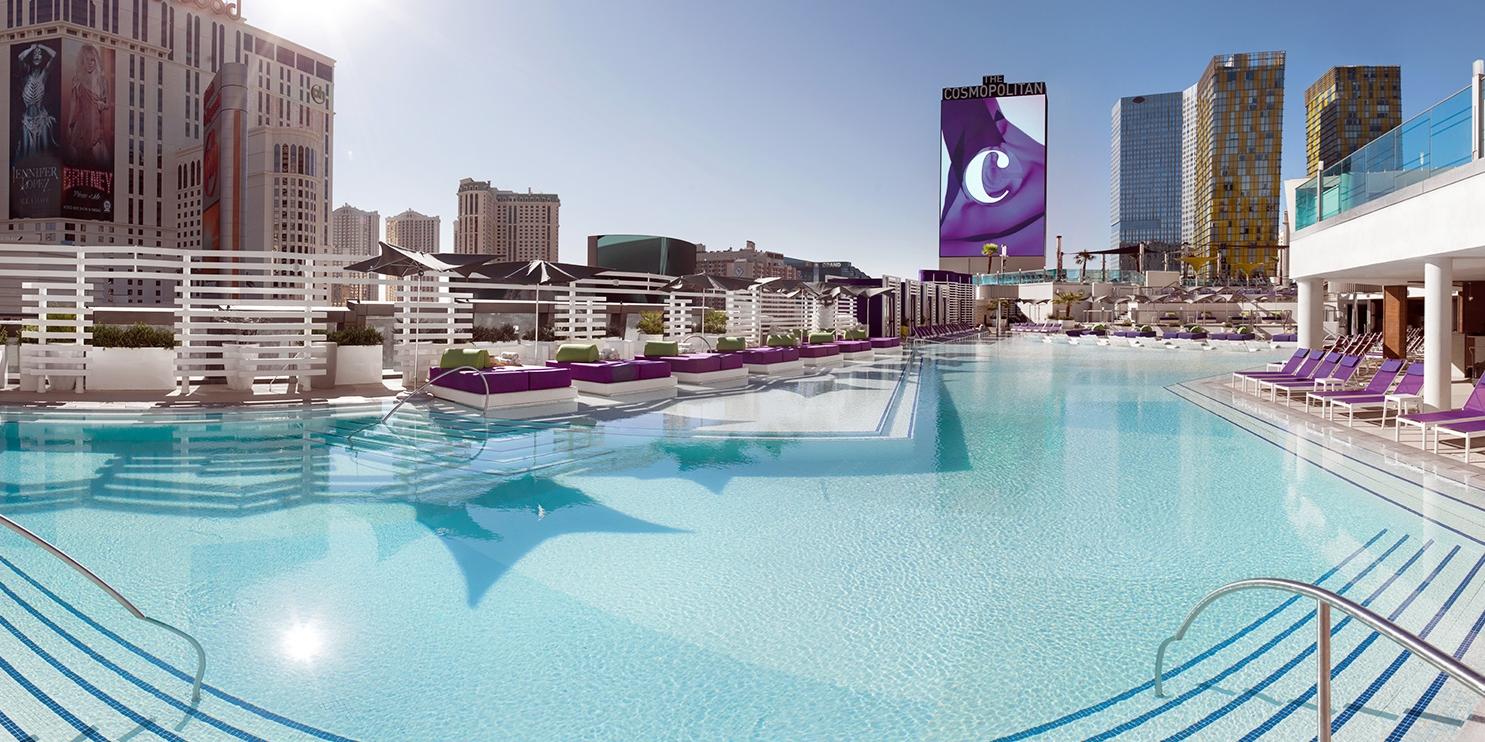 The Cosmopolitan of Las Vegas -- The Strip, Las Vegas