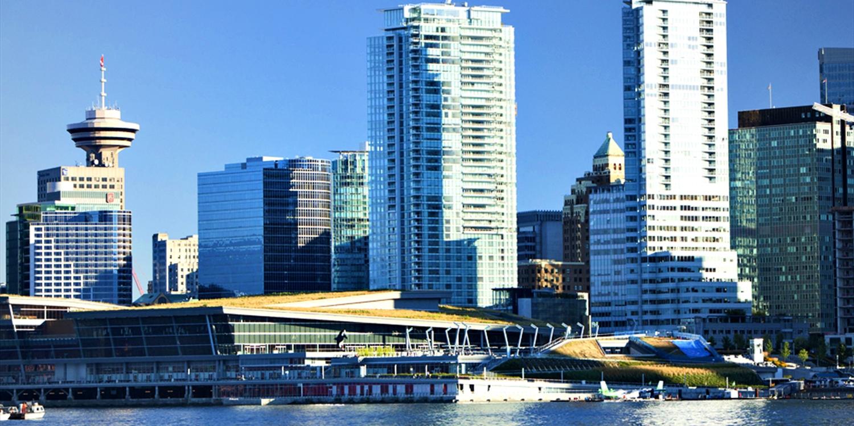 Metropolitan Hotel Vancouver -- North Vancouver, Canada