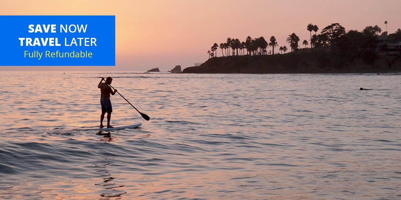 $119 – Laguna Retreat Steps from the Beach w/Bottle of Wine -- Laguna Beach, CA