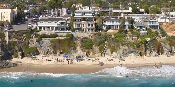 La Casa del Camino -- 拉古纳海滩, CA, 美国