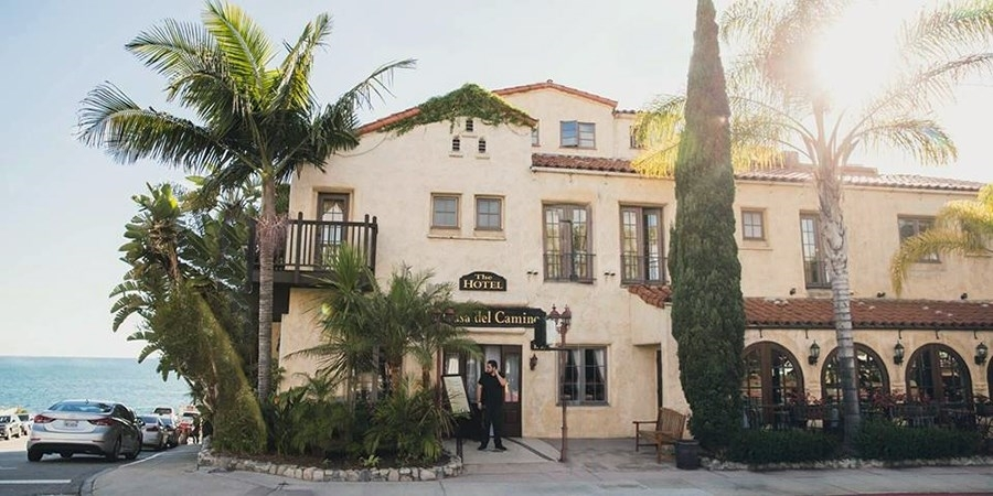 La Casa del Camino -- Laguna Beach, CA
