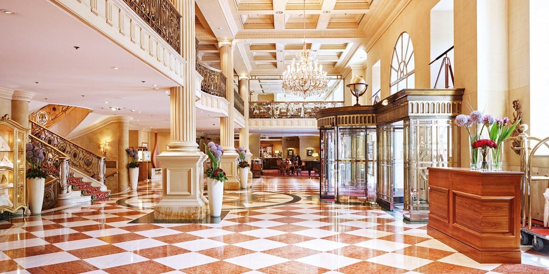 Grand Hotel Wien -- Vienna, Austria