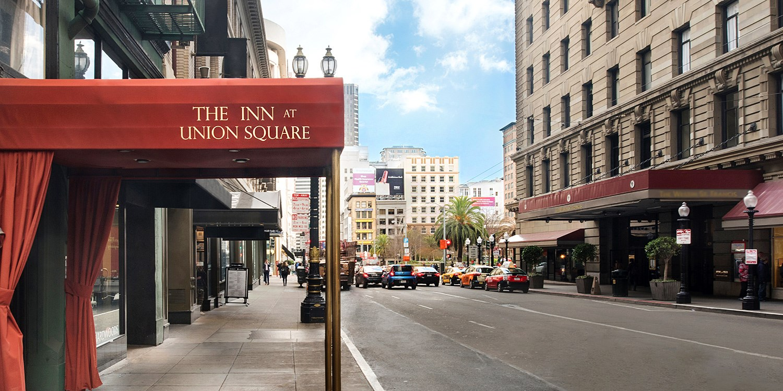 Inn At Union Square -- Union Square, San Francisco