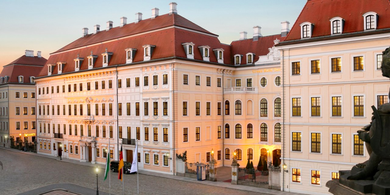 Hotel Taschenbergpalais Kempinski Dresden -- Dresden