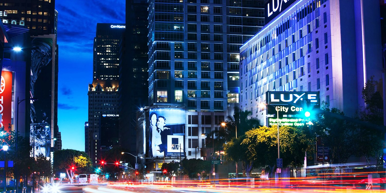 Luxe City Center Hotel -- Downtown Los Angeles, Los Angeles