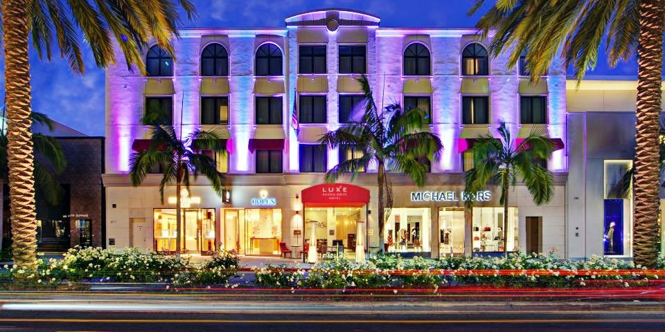 Luxe Rodeo Drive Hotel -- Beverly Hills, CA