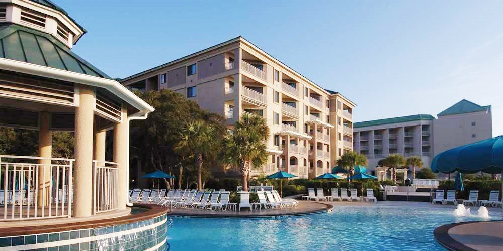 Marriott's Barony Beach Club -- Hilton Head, SC