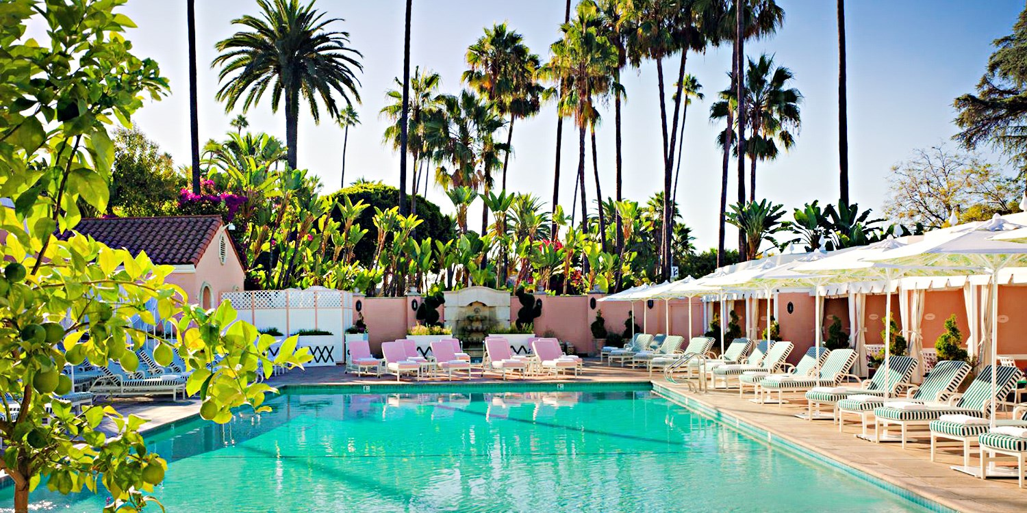 The Beverly Hills Hotel Dorchester Collection Los Angeles Ca