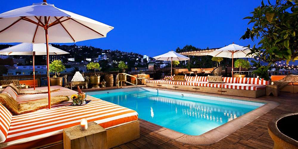 Petit Ermitage -- Los Angeles, CA
