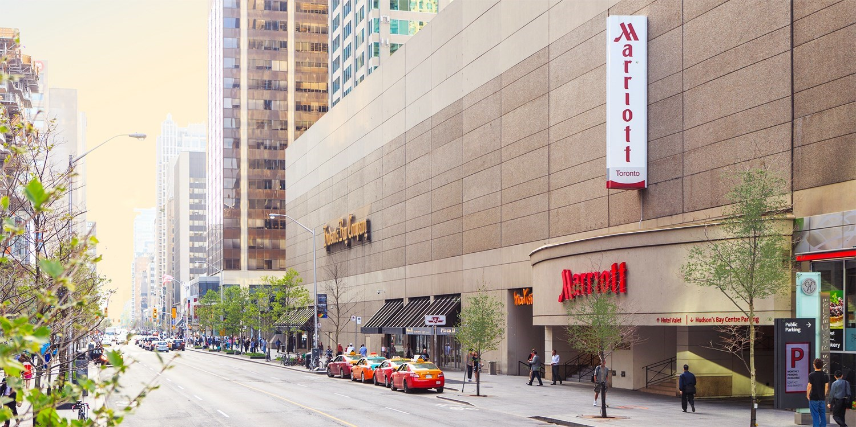 Toronto Marriott Bloor Yorkville -- Toronto, Canada