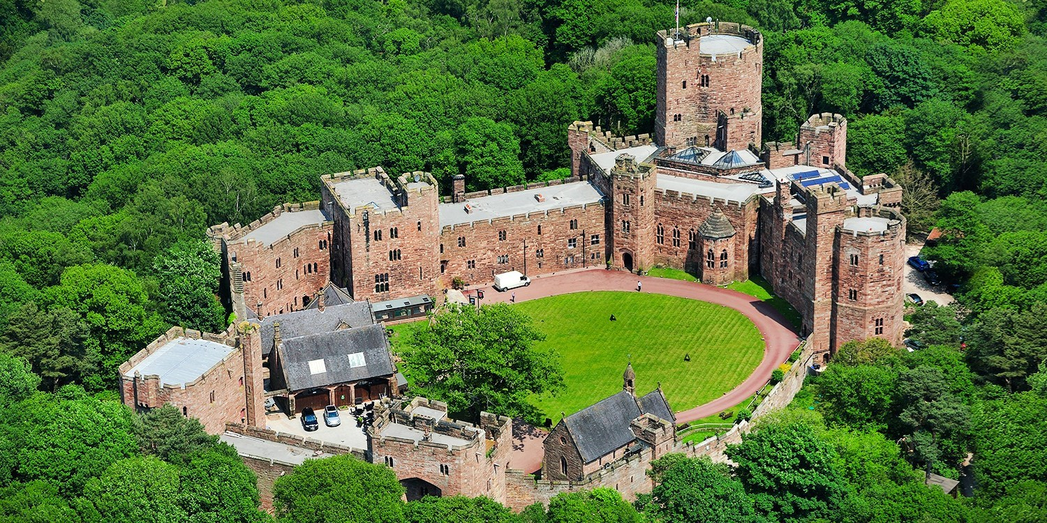 Peckforton Castle -- Cheshire, United Kingdom
