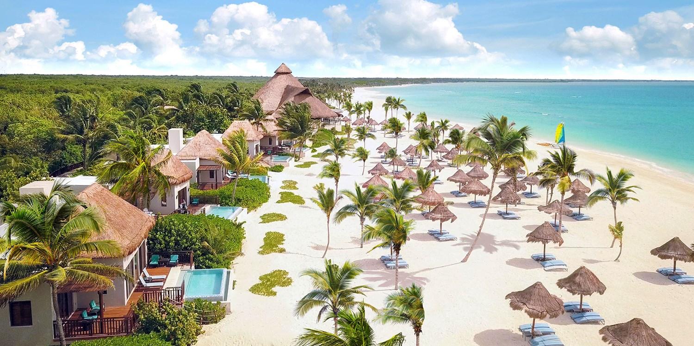 Fairmont Mayakoba -- Quintana Roo, Mexico