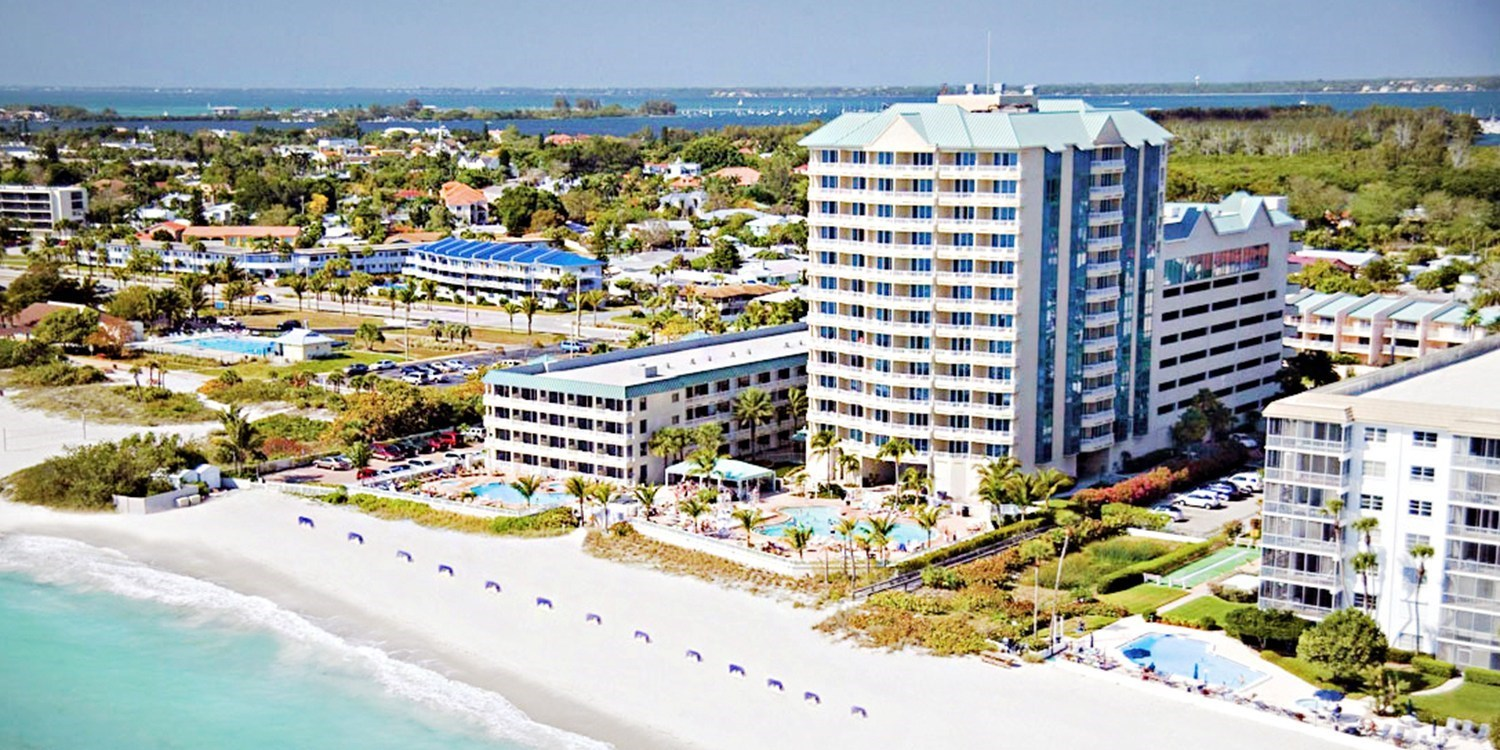 Lido Beach Resort -- Sarasota, FL