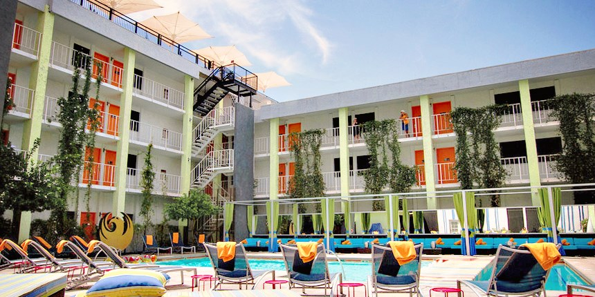 The Clarendon Hotel and Spa by GreenTree -- Downtown Phoenix - Midtown Phoenix