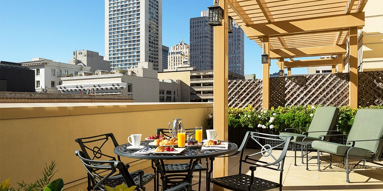 The Orchard Garden Hotel -- Union Square, San Francisco