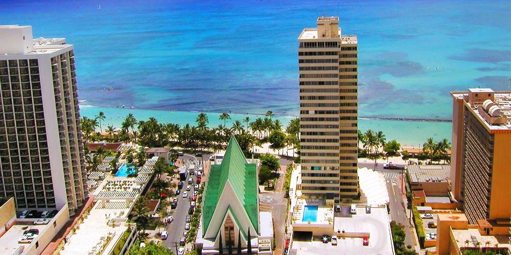 Hilton Waikiki Beach -- Honolulu, HI