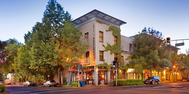$345 – Sonoma: Luxe Suite w/Breakfast at Posh Hotel -- Healdsburg, CA