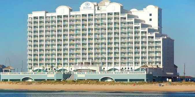 Hilton Suites Ocean City Oceanfront Travelzoo
