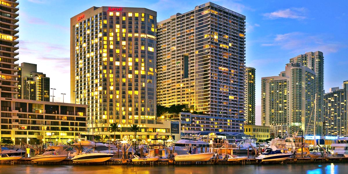 Miami Marriott Biscayne Bay -- Brickell - Downtown Miami, Miami