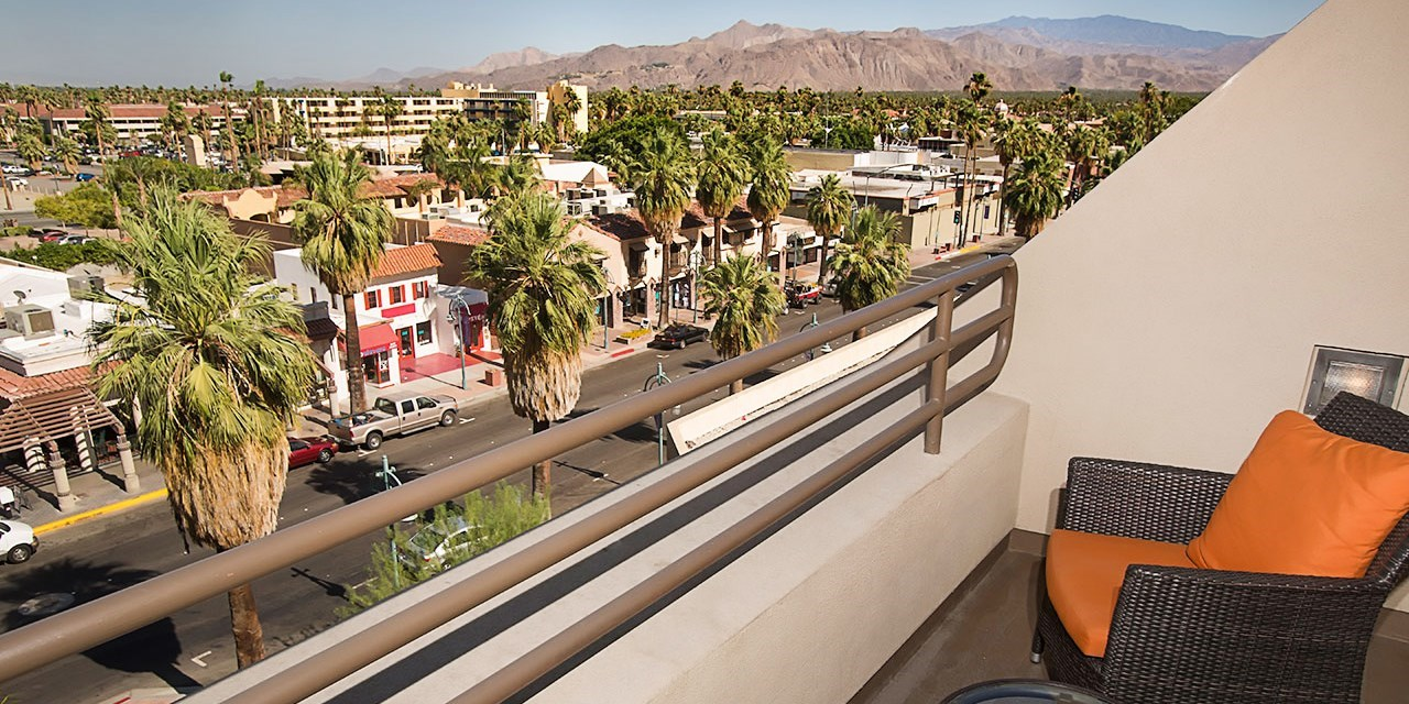 $156 – Downtown Palm Springs Suite w/Waived Resort Fee -- Palm Springs, CA