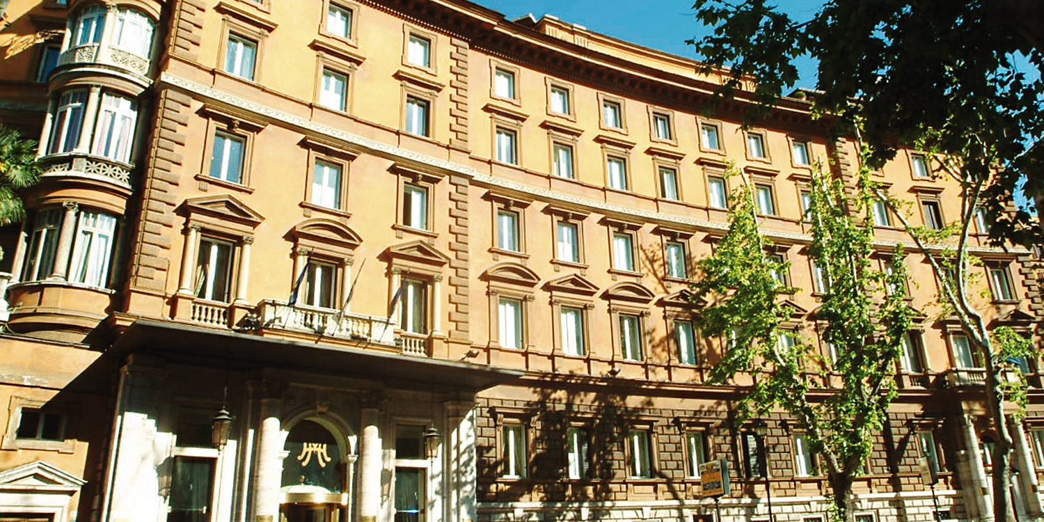 Hotel Majestic – The Leading Hotels of the World -- Rome, Italy