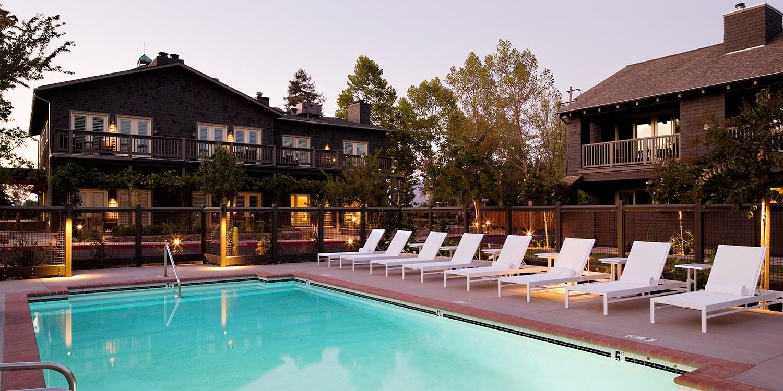 SENZA Hotel -- Napa, CA