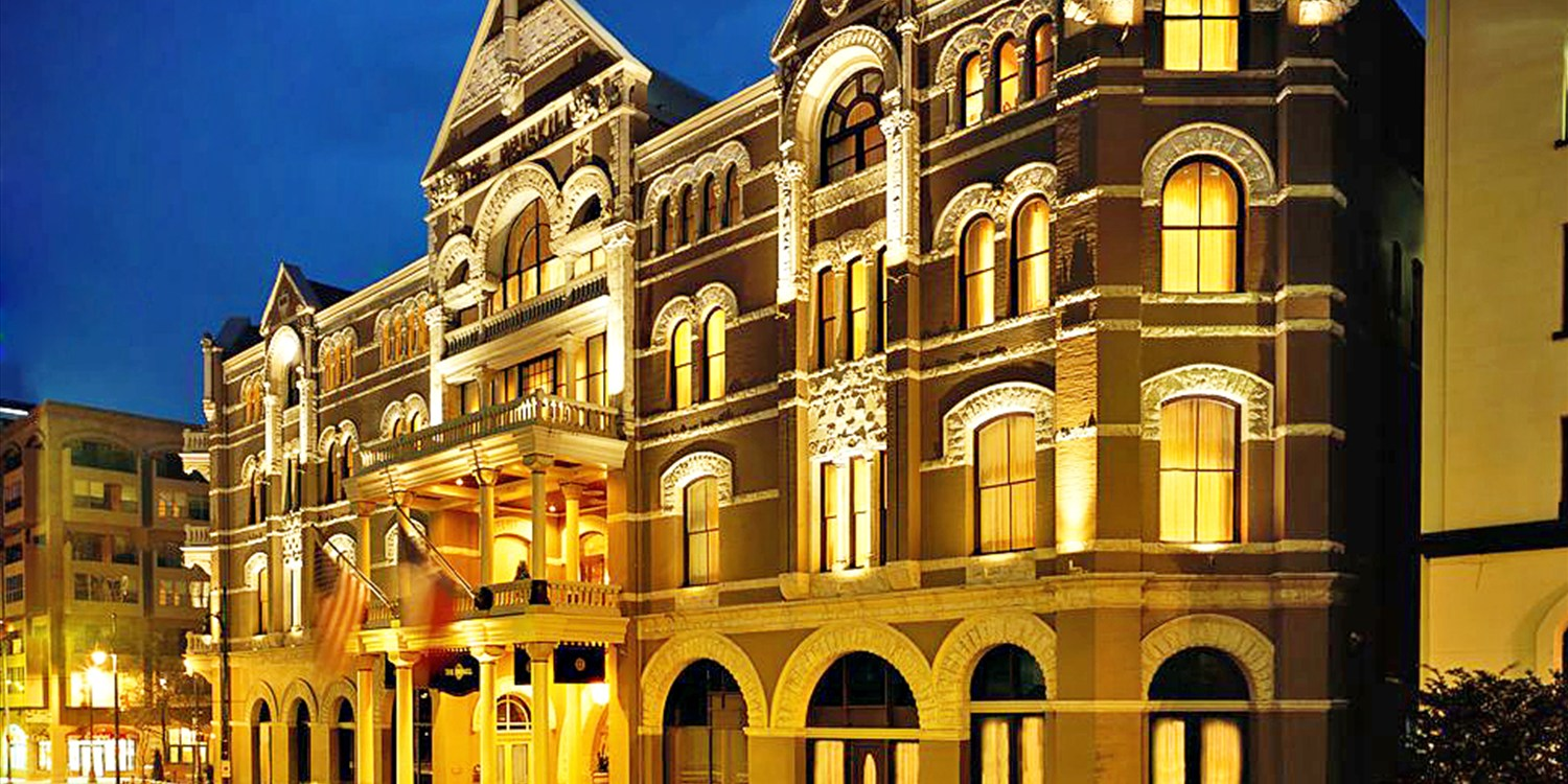 The Driskill - in the Unbound Collection by Hyatt -- Austin, TX