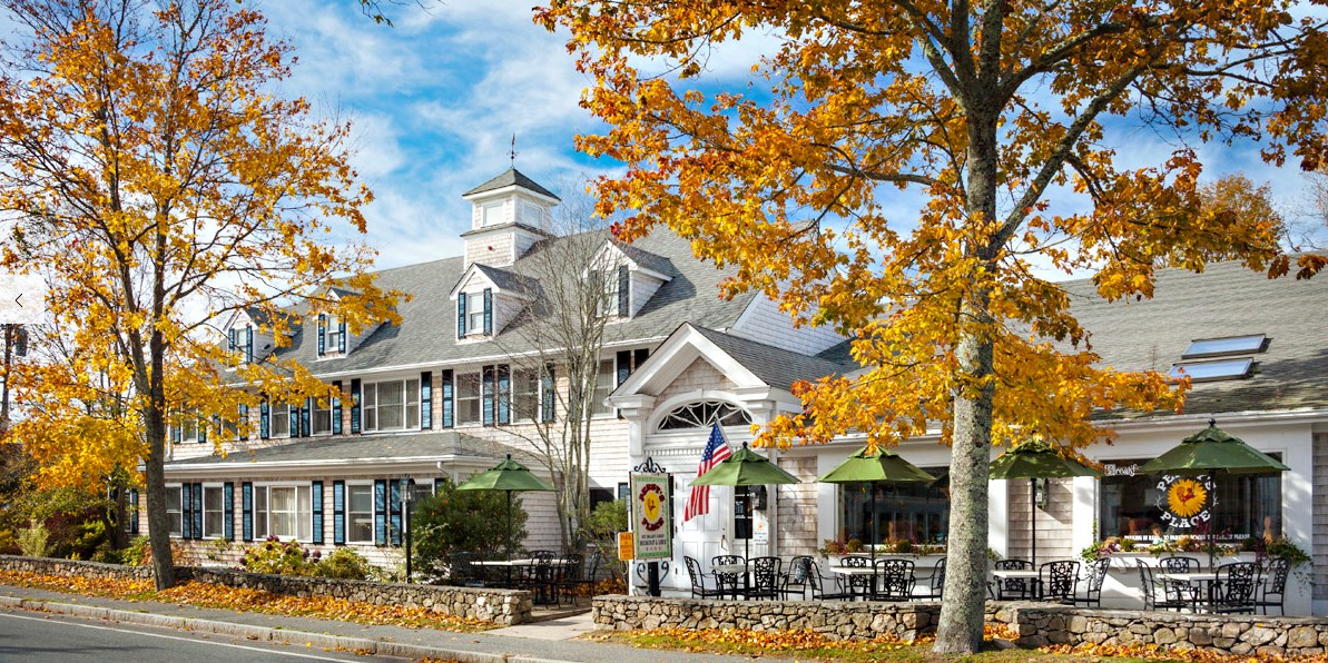Inn on the Square -- Falmouth, MA