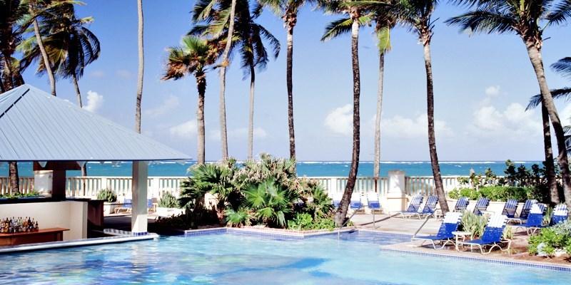 San Juan Marriott Resort and Stellaris Casino -- San Juan, Puerto Rico
