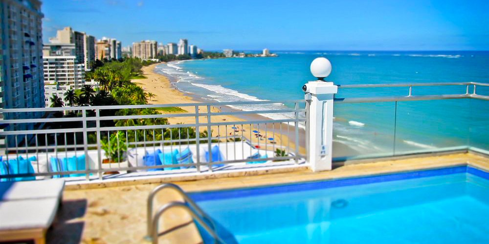 San Juan Water and Beach Club -- Carolina, Puerto Rico