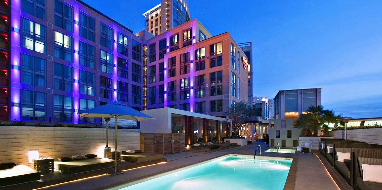 Hard Rock Hotel San Diego -- Downtown San Diego - Gaslamp Quarter, San Diego