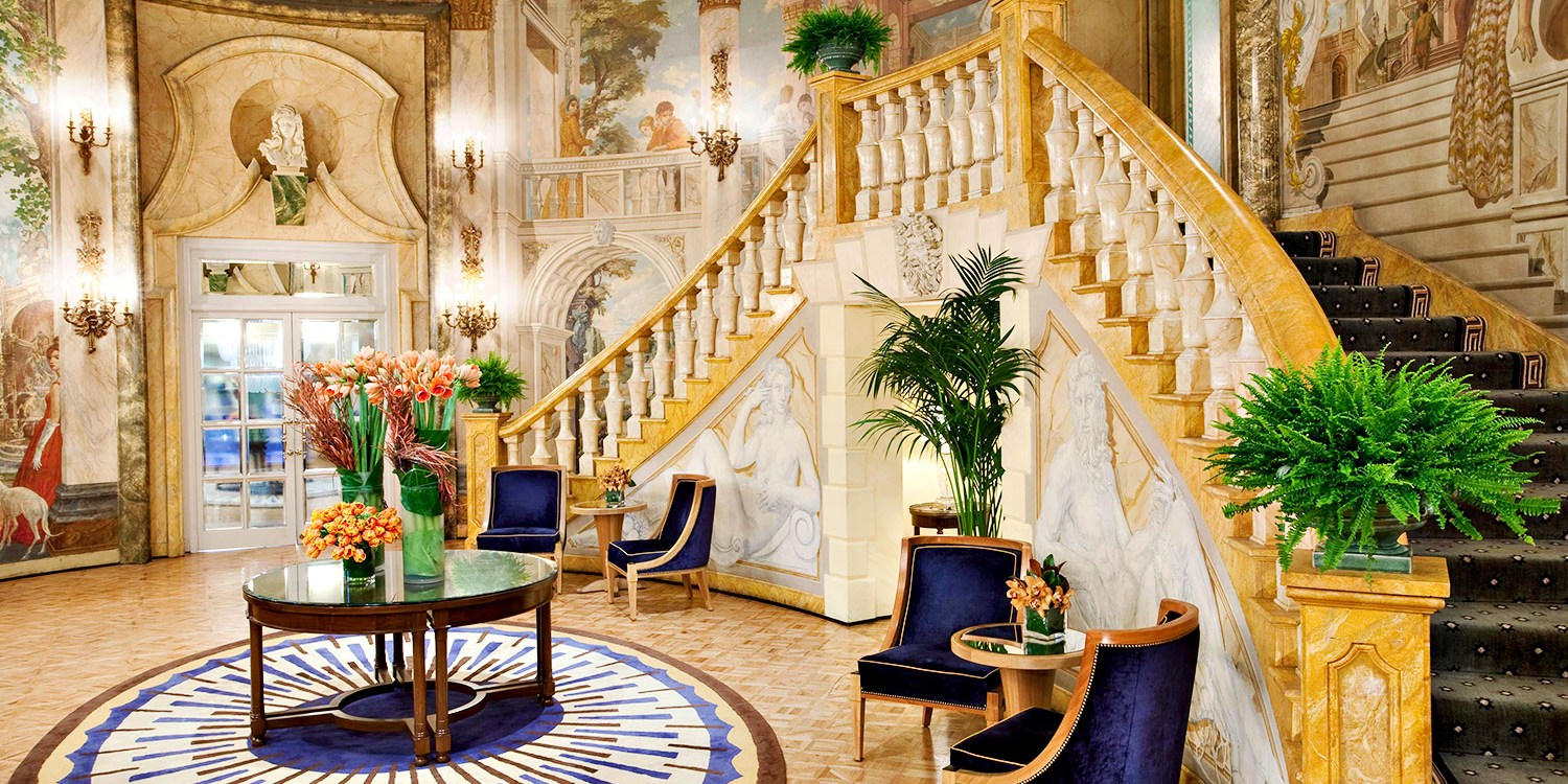 The Pierre, A Taj Hotel, New York -- Upper East Side, New York