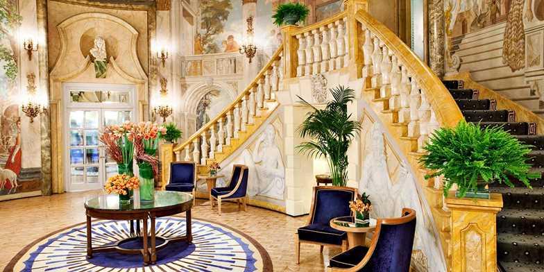 The Pierre A Taj Hotel New York Upper East Side