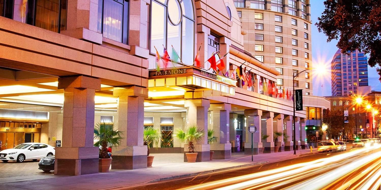 Fairmont Hotel Spa San Jose