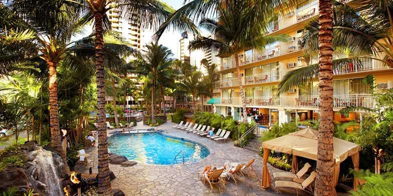 Courtyard By Marriott Waikiki Beach Honolulu Hi