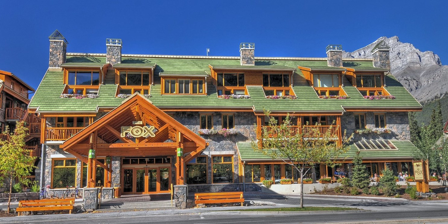 Fox Hotel & Suites -- Banff, Alberta